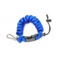 Cetacea Coil Lanyard (Blue)