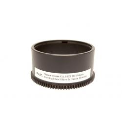 F.I.T. Sigma 10mm Focus Gear for Sea&Sea Nikon&Canon