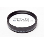 F.I.T. ACU-05 Achromatic +5 52mm Close-up Lens