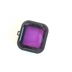 F.I.T. Purple Filter for GoPro HERO3+/4