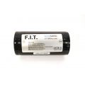 F.I.T. 32650 5800mAh Battery for Pro Series LED 2600 V1.1 Video Light (New ver. 6.9cm with protection circuit)