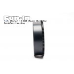 F.I.T. Canon EF 16-35mm F4L IS USM Focus Gear for Sea&Sea Housing