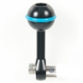 Nauticam Strobe mounting ball for fastening on MP clamp