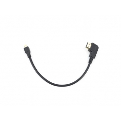 Nauticam HDMI (D-A) 1.4 Cable in 170mm Length for NA-A7SIII