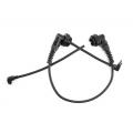 Nauticam M24D1R270-M28A1R170 HDMI 2.0 Cable (for NA-EM1X to use with Ninja V housing)