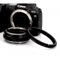 Nauticam Gear for Canon EF-EOS R Control Ring Mount Adaptor
