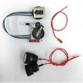 UW Technics TTL-Converter for NIKON-D500 for ISOTTA D500 housing, including 2 pcs Optical Bulkheads and Leak Detector