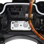 UW Technics TTL Converter for Canon for SEAFROGS (MEIKON) housings (with 2 optical sockets on the front)