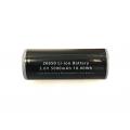 Weefine WF065 3.6V 5000mAh 18Wh 26650 Spare Battery for Ring Light 3000