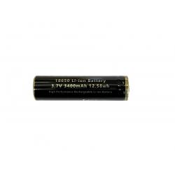 Weefine WF031 18650 Li-ion Battery 3.7V /3400mAh/11.47Whr for Ring Light/Bunny LED/LED650