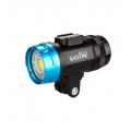 Weefine Smart Focus 4000 Lumens Video Light with Strobe Mode